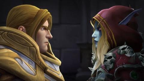World of Warcraft Battle for Azeroth — Embers of War