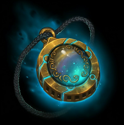 Heart of Azeroth artifact
