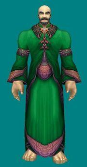 Jade Inlaid Vestments