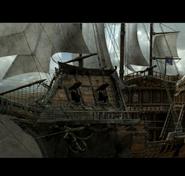 Legion cinematic Varian and the gunship scene15