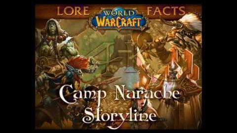 Camp Narache Storyline n' Lore World of Warcraft 4K