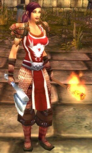 Stromgarde Troll Hunter