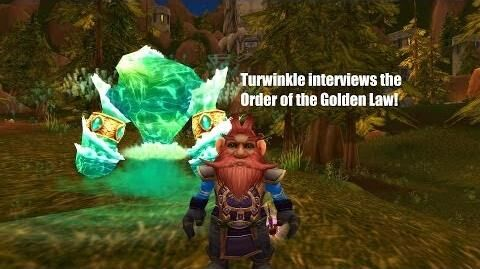 Turwinkle interviews The Order of the Golden Law!