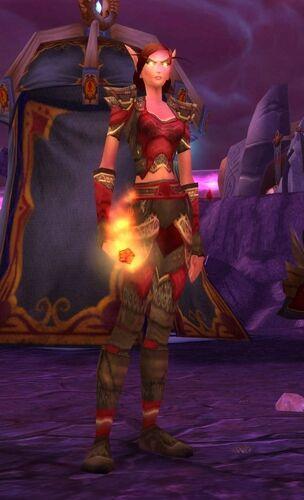 Sunfury Flamekeeper