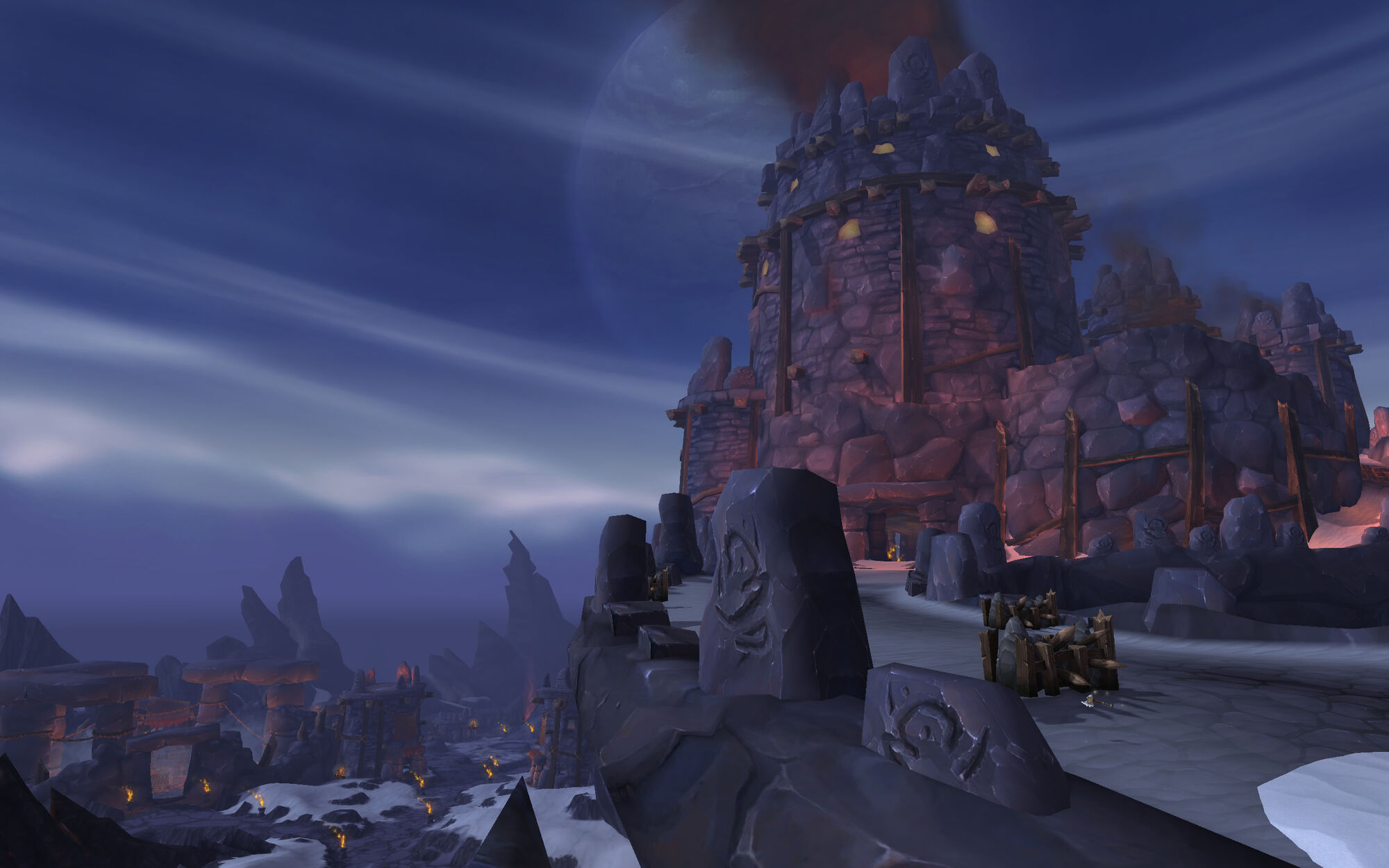 Frostfire Ridge Wowwiki Fandom Powered By Wikia