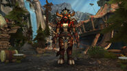 Highmountain Tauren female