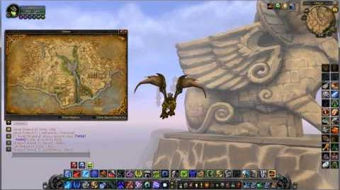 How to find The Vortex Pinnacle Entrance (Horde) - World of Warcraft Cataclysm
