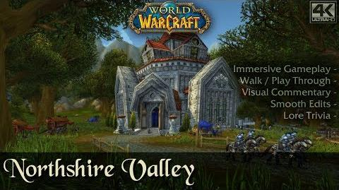 Northshire Valley Storyline n' Trivia Walkthrough World of Warcraft 4K