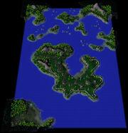 Seas of Blood Map