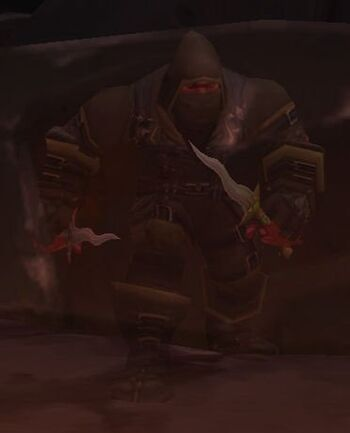 Shattered Hand Assassin
