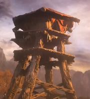 Watch tower cataclysm cinematic