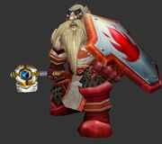 Scarlet Dwarf