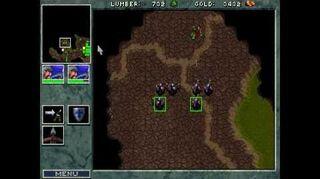 Warcraft 1 hardcampaign - human 3