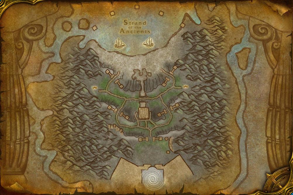 Strand Of The Ancients Wowwiki Fandom Powered By Wikia