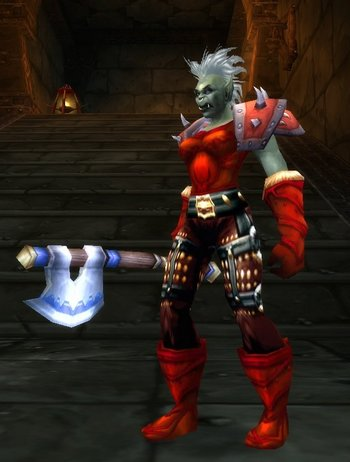 Bloodaxe Warmonger