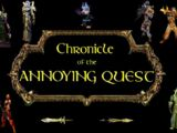 Chronicle of the Annoying Quest