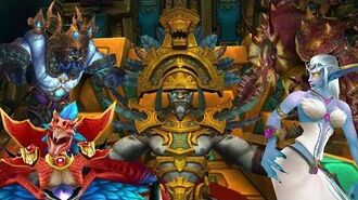 The Story of The Zandalari Lore