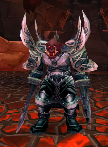 Warchief Kargath Bladefist