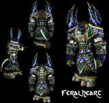 Feralheart Raiment