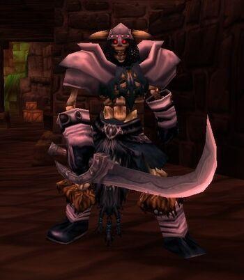 Black Guard Swordsmith