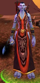 Shadow Priestess Shai