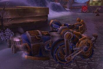 Wintergrasp Siege Engine