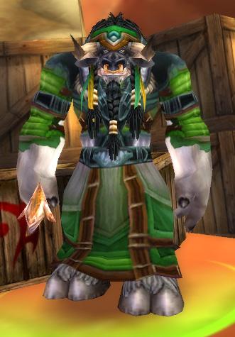 Chief Sharpclaw