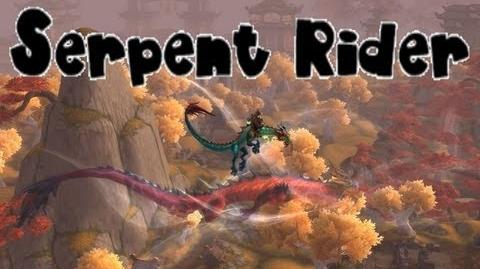 Serpeant Rider Mounts HD - World of Warcraft