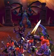 Second Invasion of Outland - Pit Commander