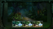 BlizzCon Legion - Azsuna haunted forest concept art