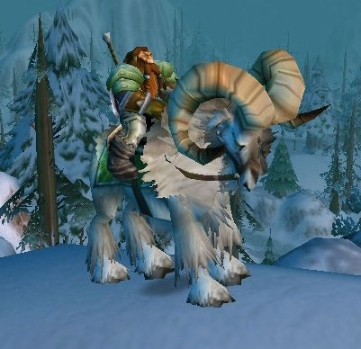 Any amazing ground mounts that I can buy for 6000 Gold or ...