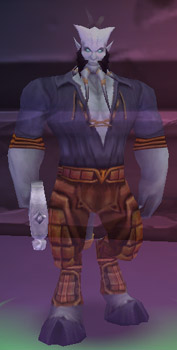 Horvon the Armorer