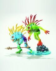 Murloc 2-Pack - Fish-Eye and Gibbergill