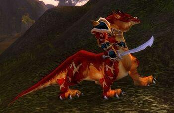 Red Dragonspawn