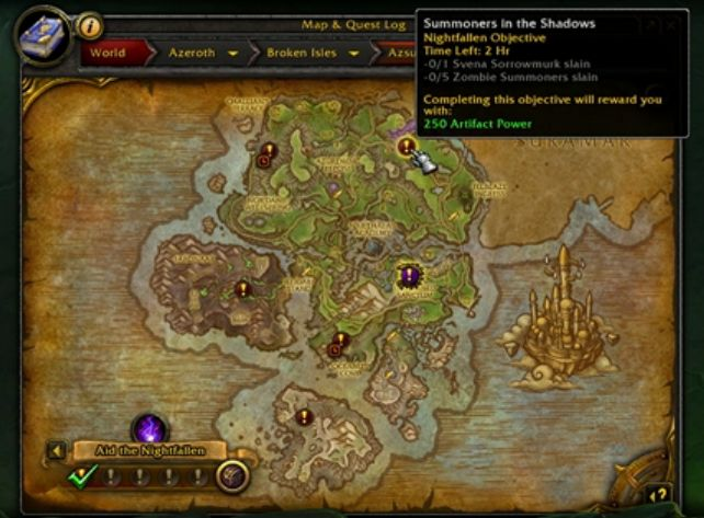 Legion World Map.World Quest Wowwiki Fandom Powered By Wikia