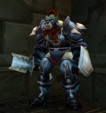 Blackhand Iron Guard