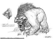 Dire Bear Concept