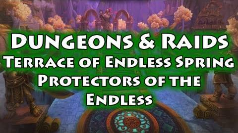 Terrace of Endless Spring - Protectors of the Endless (LFR)
