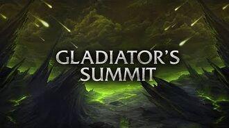 WoW esports Gladiator's Summit Episode One
