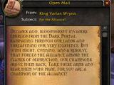 Warcraft movie transmog items