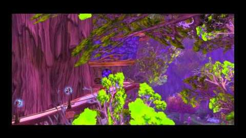 Night Elf Intro Movie HD - World of Warcraft Cataclysm