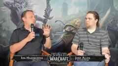 Battle for Azeroth Live Developer Q&A 6 14 2018