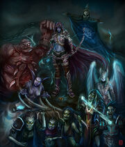 The might of sylvanas by iidxgirl-d4dqi3k