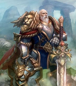 Anduin Lothar | WoWWiki | FANDOM powered by Wikia