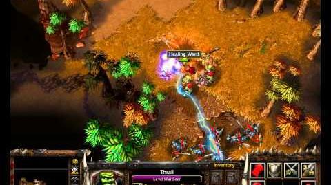 Warcraft III Reign of Chaos Landfall