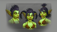 World of Warcraft new goblin model image3 - Blizzcon 2018