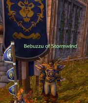 Bebuzzu Stormwind Title