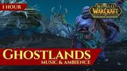 Ghostlands - Music & Ambience (1 hour, 4K, World of Warcraft The Burning Crusade)