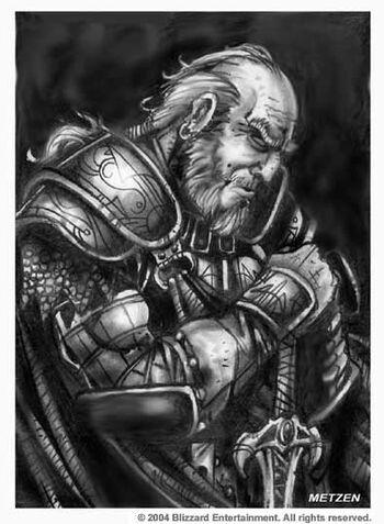 Lord Anduin Lothar