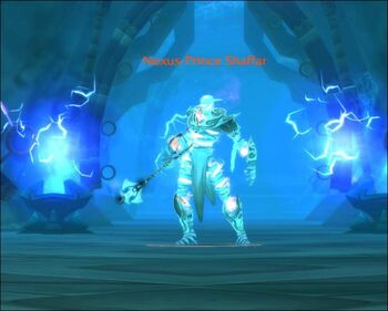Nexus-Prince Shaffar